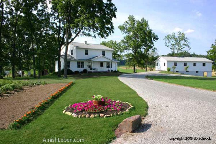 Ohio-Amish-Country-Amish-House
