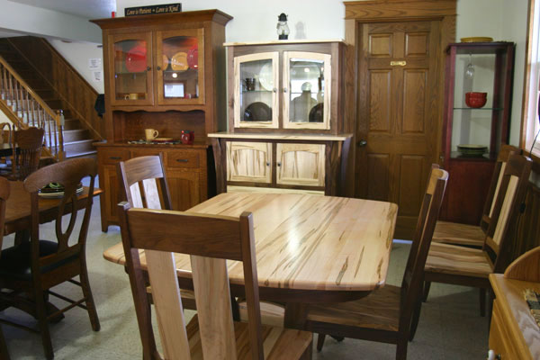 Farmerstown Furniture Showcase Amish Leben