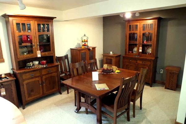 Hardwood Furniture Amish Leben