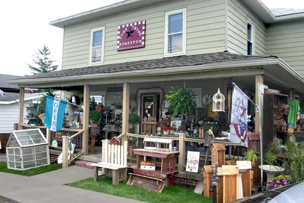 The olde thyme homespun shoppe berlin amish leben