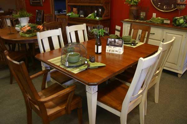 Kitchen Table Walnut Creek Walnut creek furniture amish leben workwithnaturefo