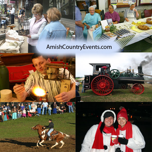 Amish Country Ohio Events